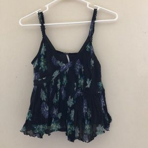 Free people size small tank top